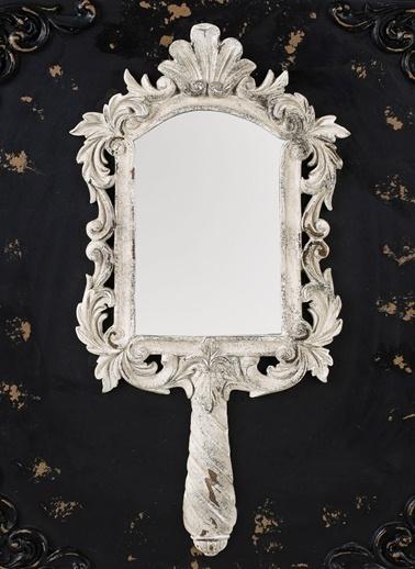 Ivy Intaglio Dekoratif Ayna-Dekorazon